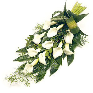 Funeral Spray Sheaf